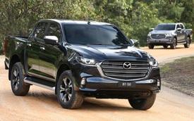 Ra mắt Mazda BT-50 2021: Giống CX-5, khung gầm D-Max, sẵn sàng về Việt Nam đấu Ford Ranger