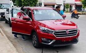 SUV Trung Quốc lạ lộ diện tại Việt Nam: Giá hơn 600 triệu đồng, đấu Honda CR-V