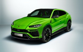 Lamborghini Urus lần đầu có bản độ chính hãng - Liệu đủ hút hồn giới đại gia Việt đặt hàng về nước?