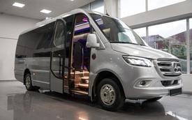 THACO lắp ráp xe buýt Mercedes-Benz tại Việt Nam, 'thâu tóm' mảng xe thương mại