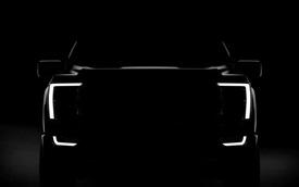 Ford F-150 2021 chuẩn bị ra mắt toàn cầu: Đẹp và cơ bắp hơn