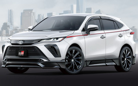 Toyota tung gói độ TRD cho mẫu crossover đối đầu Honda CR-V và Mazda CX-5