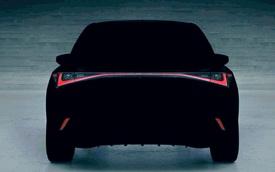 Lexus IS đời mới lộ diện lần đầu, chốt ngày ra mắt đầu tháng 6 đấu Mercedes-Benz C-Class, BMW 3-Series