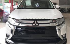 Đại lý xả kho Mitsubishi Outlander 2.4 giảm gần 150 triệu đồng: Giá thấp chưa từng có, động cơ 2.4L, dẫn động bốn bánh