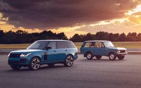Ra mắt Range Rover Fifty Special Edition Limited - Hàng hiếm mới cho các tay chơi Việt lùng sục
