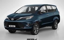 Xem trước Toyota Innova 2021: Đẹp như Sienna đời mới, có thể sẽ ra mắt cuối năm nay