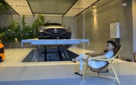 Sau Ferrari F8 Tributo, doanh nhân Nguyễn Quốc Cường tiếp tục sắm Mercedes-AMG GT-R giá 11,59 tỷ đồng