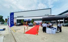 Subaru mở đại lý thứ 12, mở rộng ảnh hưởng tại Sài Gòn