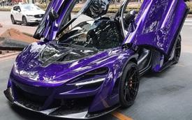 McLaren 720S độ N-Largo của đại gia Vũng Tàu hoàn tất, chờ ngày khoe dáng trên phố