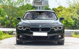 Chủ xe bán rẻ BMW 320i có nội thất 'kim cương', giá hơn 900 triệu đồng để vội lên đời E-Class