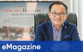 Chủ tịch Yamaha Việt Nam: 'Chúng tôi sẽ khơi dậy khách hàng trẻ tìm được bản ngã của chính mình'