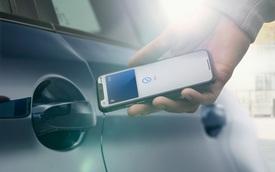 Apple giới thiệu tính năng dùng điện thoại thay khóa cho đối tác BMW