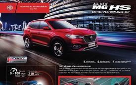 Lộ thông số bộ đôi MG HS và ZS sắp ra mắt Việt Nam: Nhiều công nghệ đấu Honda CR-V và Hyundai Kona