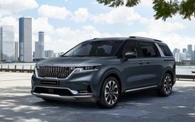 Ra mắt Kia Sedona 2021: Lột xác như SUV, đẹp hệt concept