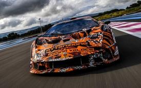 Lamborghini chính thức chào hàng SCV12 - Siêu xe Lamborghini V12 mạnh nhất lịch sử xuất hiện