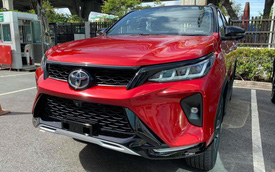 Toyota Việt Nam chơi lớn: Tổng lực ra mắt Fortuner, Hilux, Wigo mới và SUV hoàn toàn mới đấu Honda CR-V