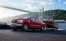 Ra mắt Ford F-150 2021: Siêu bán tải thêm siêu tiện nghi