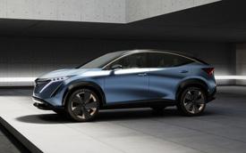 Đàn em X-Trail là Nissan Ariya hoàn thiện nhanh bất ngờ, ra mắt ngay tháng 7 này