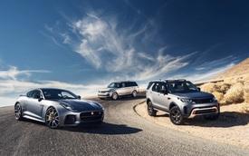 Jaguar Land Rover - người khổng lồ chân cao chân thấp