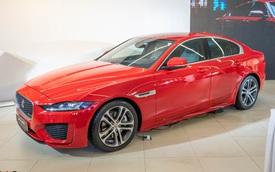 Ra mắt Jaguar XE 2020 giá từ hơn 2,6 tỷ đồng: Đối trọng Mercedes-Benz C-Class giá ngang ngửa E-Class
