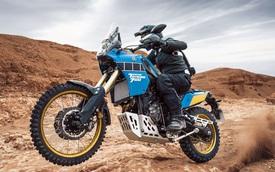 Khám phá Yamaha Tenere 700 Rally 2020 phiên bản châu Âu