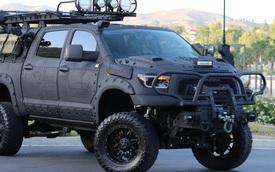 """""""Quái thú"""" Toyota Tundra vơi gói trang bị TRD Off-Road"""