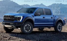 Siêu bán tải Ford F-150 sẽ có bản Raptor mới