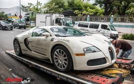 Bugatti Veyron có chương trình bảo dưỡng mới và đây là điều kiện dành cho chiếc của ông Đặng Lê Nguyên Vũ