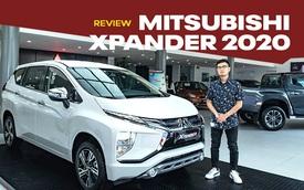 Đánh giá nhanh Mitsubishi Xpander 2020: 8 điểm mới, tăng 10 triệu nhưng tặng lại 10 triệu, rộng đường giữ ngôi vương MPV