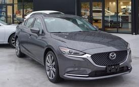 Xem trước Mazda6 2020 sắp ra mắt tại Việt Nam