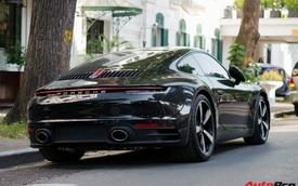 Bắt gặp Porsche 911 Carrera S thế hệ mới với nhiều tuỳ chọn đắt tiền tại Hà Nội, sở hữu bộ mâm có lịch sử đặc biệt