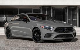 Xe chơi Mercedes-Benz CLS nâng cấp nhẹ: Thêm bảnh bao từ trong ra ngoài