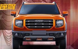 Đây là SUV Trung Quốc được cựu lãnh đạo Land Rover đặt bút thiết kế: Ngoài giống Ford Bronco, trong đặc sệt Jaguar Land Rover