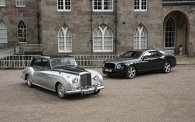 Tạm biệt V8 6.75L - Động cơ huyền thoại của Bentley 61 năm qua, luôn lắp thủ công trong 15 giờ