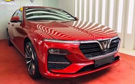 Được xếp vào nhóm xe sang, VinFast Lux áp đảo BMW và Mercedes tại giải 'Xe của năm' đầu tiên Việt Nam