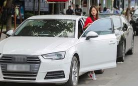 Vừa 'kể khổ' không lâu, Midu đã rao bán Audi A4 với giá gần 1,3 tỷ đồng