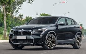 BMW X2 siêu độc trên thị trường xe cũ bán lại giá hơn 1,8 tỷ đồng, ODO của xe khiến ai cũng bất ngờ