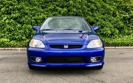 Honda Civic 20 năm tuổi bán lại với giá cao ngất ngưởng - Lý do vì sao xe Nhật được mệnh danh 'ăn chắc mặc bền'