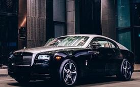 Thêm Rolls-Royce Wraith về Việt Nam: Năm sản xuất và giá 'rẻ' bất ngờ