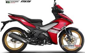 Dân mạng tự thiết kế Yamaha Exciter 155 - Đối thủ của Honda Winner X ra mắt tại Việt Nam trong năm nay