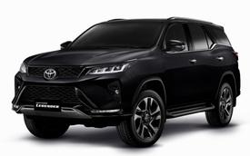 Quên TRD Sportivo đi, Toyota Fortuner giờ có bản thể thao Legender đẹp và xịn như Lexus qua bộ ảnh chi tiết mới