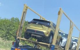 Mẫu xe mới của Toyota cạnh tranh Hyundai Kona và Honda HR-V lần đầu lộ diện ngoài đời thực