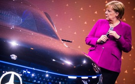 Có phải cỗ xe tăng đang tuột xích, khi ô tô Đức không còn là 'đứa con cưng'?