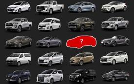 Toyota BZ - SUV hoàn toàn mới sẽ có mặt ở Đông Nam Á