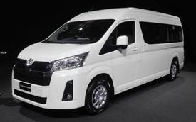 Ra mắt 'cá mập' Toyota Hiace 2020: Giá 1,176 tỷ, nhập Thái đấu Ford Transit