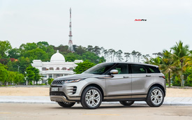 1 ngày, 400km và 4 giác quan trên Range Rover Evoque 2020 hơn 4 tỷ: Dễ hiểu vì sao xe dành cho nhà giàu