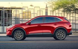 Khi hàng hot Ford Escape chỉ tiêu thụ 2,35 lít xăng/100km
