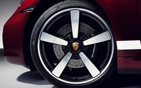 Những điều ít ai biết về Clover Leaf - Mâm xe gắn với huyền thoại của Porsche