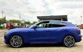 Khui công hàng hiếm Maserati Levante Trofeo Launch Edition đầu tiên Việt Nam