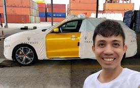 Rộ tin Minh 'nhựa' sắm Maserati Levante Trofeo hàng khủng tại Việt Nam sau khi bán 2 chiếc SUV độ tâm huyết